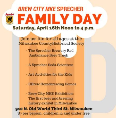 Sprecher Brewery, MKE Events, Things to do in Milwaukee this weekend